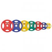 Профессиональные диски для штанг Stein Color Angle Plate