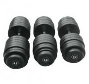 Гантельный ряд Alex FDS-09-2.5/25kg