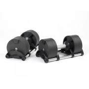 Гантели наборные NUO Flexbell, 2 - 20кг, пара